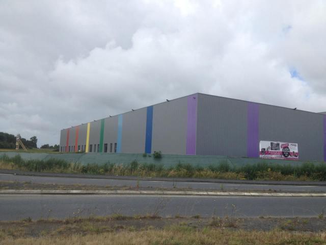Cellules commerciales EGI à La Haye-Fouassière (44)