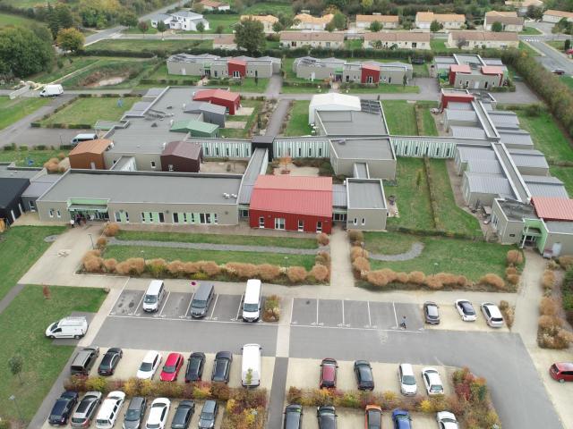 Maison d'accueil spécialisée ADAPEI 79 Canopée Pompaire (79)